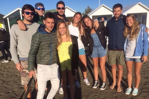Il beach volley sbarca al cinema: i nostri atleti tra i protagonisti di Forever Young