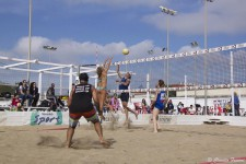 torneo misto beach volley