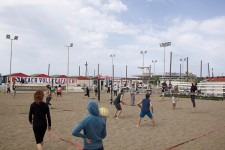 beach volley ostia