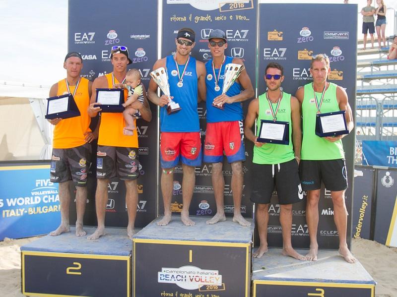 beach volley campionato italiano Bonifazi