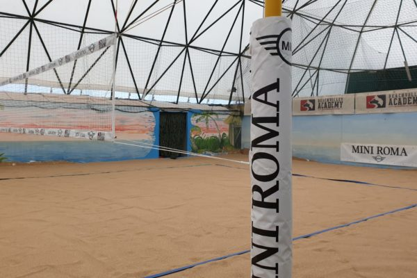 MINI Roma con noi per il beach volley
