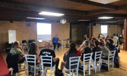 staff bva a lezione dal prof. Pittera