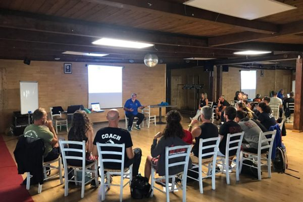 Il nostro Staff a lezione dal Prof. Carmelo Pittera