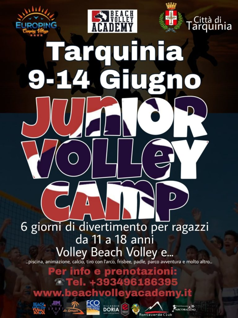 BVA Junior Volley Camp